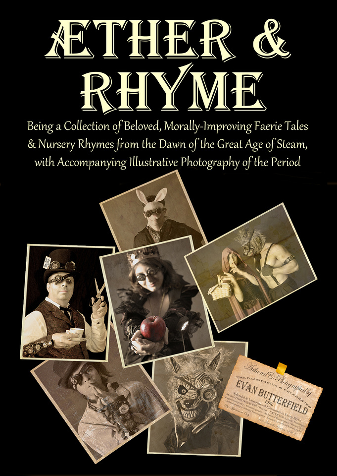AETHER & RHYME: Steampunk Fairy Tales and Nursery Rhymes