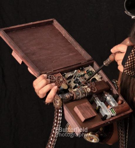 cryptology box