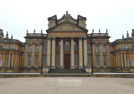 Blenheim Palace, Woodstock, Oxfordshire